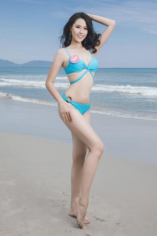 43 thí sinh Hoa hậu Việt Nam khoe bộ ảnh bikini trước đêm Chung kết - Ảnh 19.