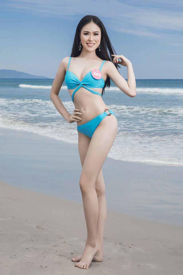 43 thí sinh Hoa hậu Việt Nam khoe bộ ảnh bikini trước đêm Chung kết - Ảnh 25.