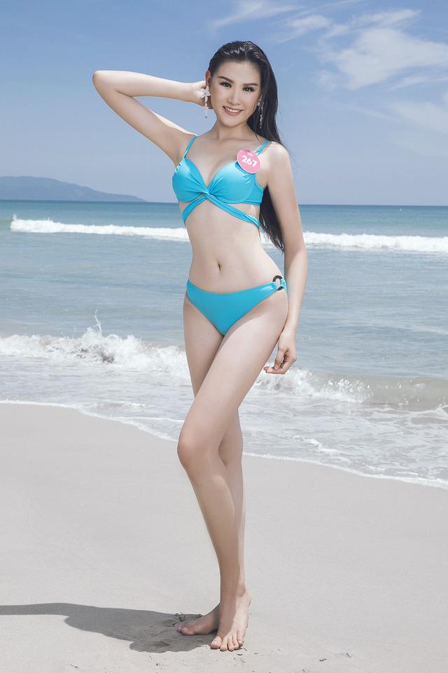 43 thí sinh Hoa hậu Việt Nam khoe bộ ảnh bikini trước đêm Chung kết - Ảnh 27.