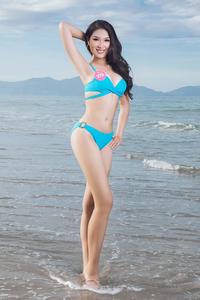 43 thí sinh Hoa hậu Việt Nam khoe bộ ảnh bikini trước đêm Chung kết - Ảnh 28.
