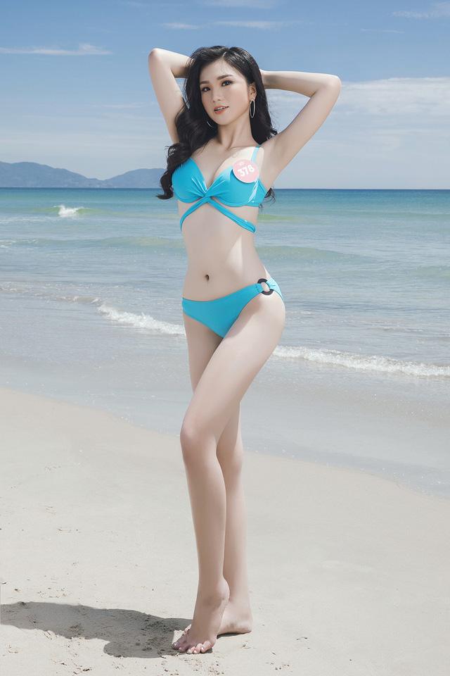 43 thí sinh Hoa hậu Việt Nam khoe bộ ảnh bikini trước đêm Chung kết - Ảnh 34.
