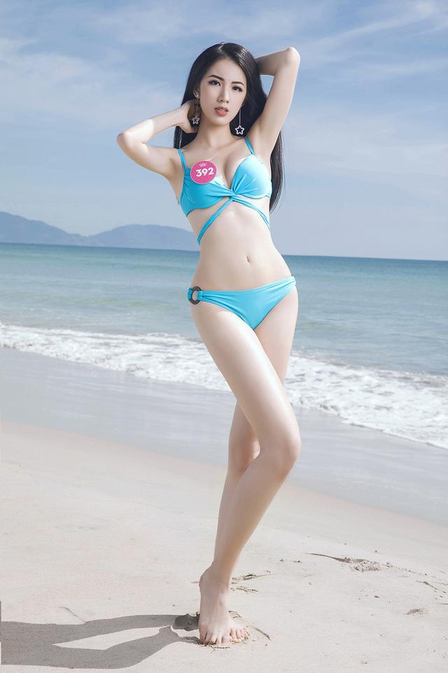 43 thí sinh Hoa hậu Việt Nam khoe bộ ảnh bikini trước đêm Chung kết - Ảnh 35.