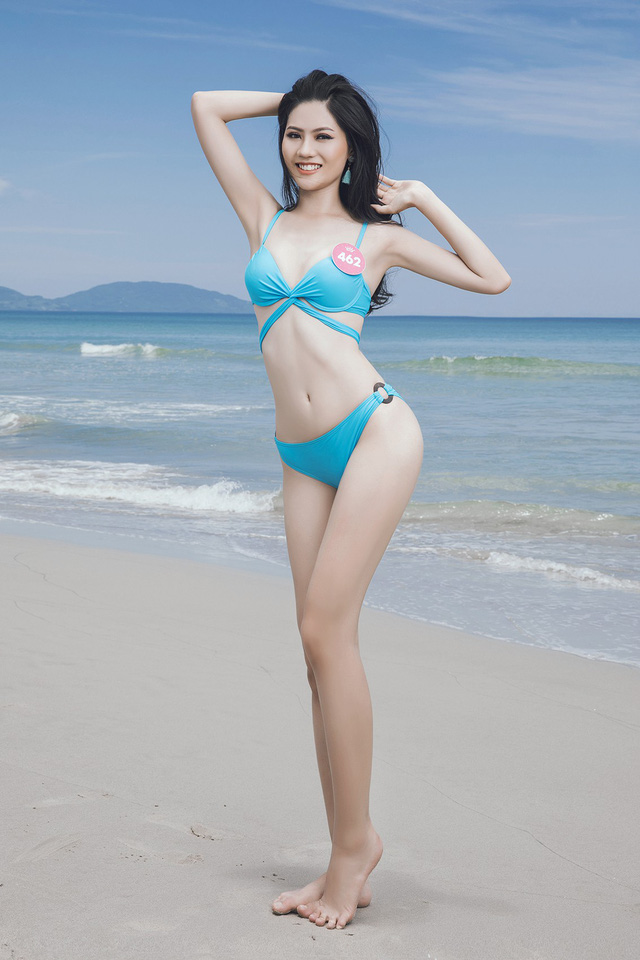 43 thí sinh Hoa hậu Việt Nam khoe bộ ảnh bikini trước đêm Chung kết - Ảnh 38.