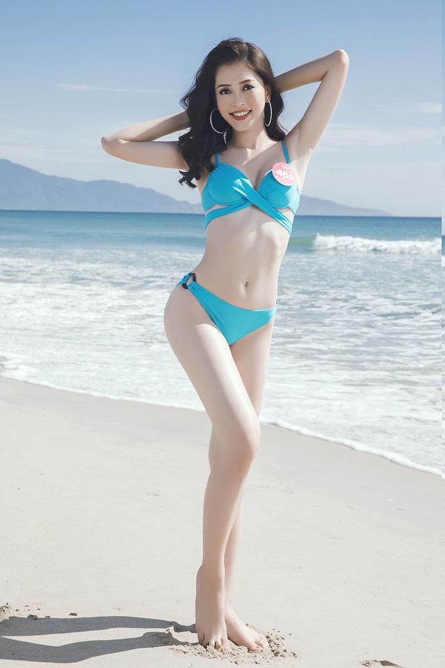 43 thí sinh Hoa hậu Việt Nam khoe bộ ảnh bikini trước đêm Chung kết - Ảnh 39.