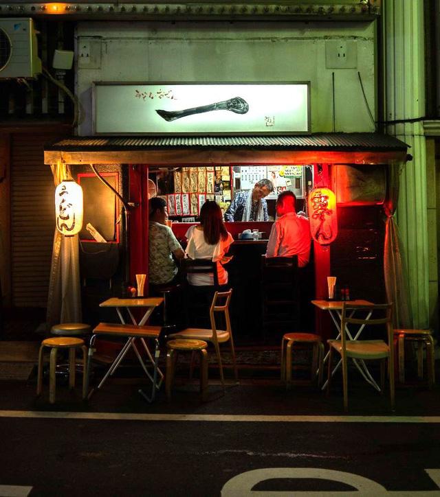 Thủ đô Tokyo, Nhật Bản rực rỡ về đêm - Ảnh 2.
