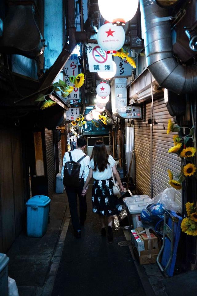 Thủ đô Tokyo, Nhật Bản rực rỡ về đêm - Ảnh 3.