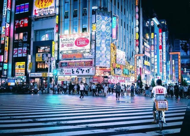Thủ đô Tokyo, Nhật Bản rực rỡ về đêm - Ảnh 4.