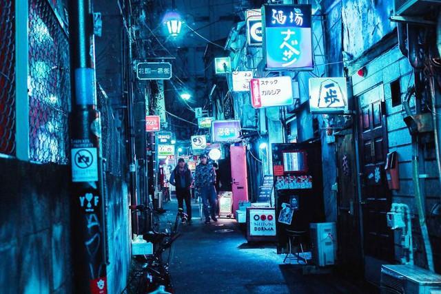 Thủ đô Tokyo, Nhật Bản rực rỡ về đêm - Ảnh 6.