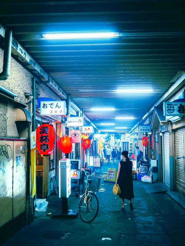 Thủ đô Tokyo, Nhật Bản rực rỡ về đêm - Ảnh 8.