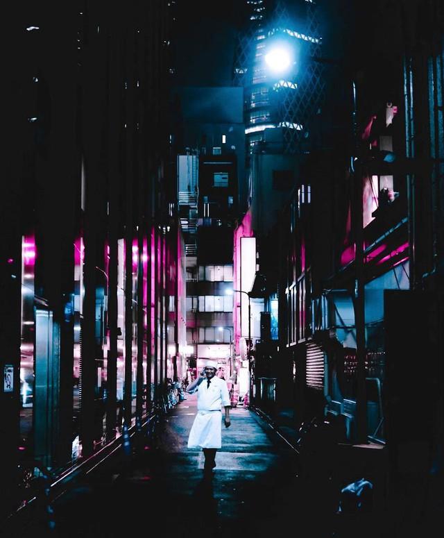 Thủ đô Tokyo, Nhật Bản rực rỡ về đêm - Ảnh 11.