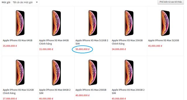 Phát sốt với giá bán dự kiến iPhone Xs Max tại Việt Nam - Ảnh 3.
