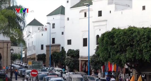 Thành phố trắng Casablanca - Ảnh 2.
