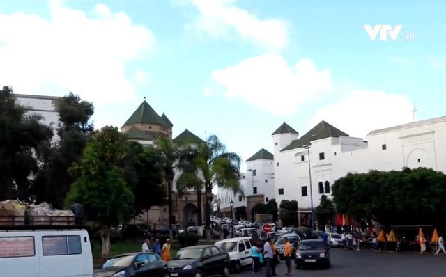 Thành phố trắng Casablanca - Ảnh 3.