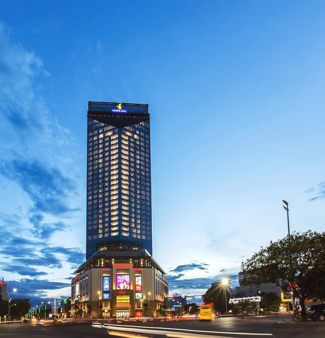 Khai trương khách sạn Vinpearl cao nhất tại 4 tỉnh thành - Ảnh 1.