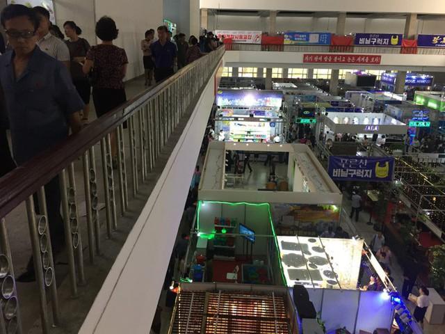 Khai mạc Hội chợ Thương mại Quốc tế mùa Thu Bình Nhưỡng, Triều Tiên - Ảnh 1.