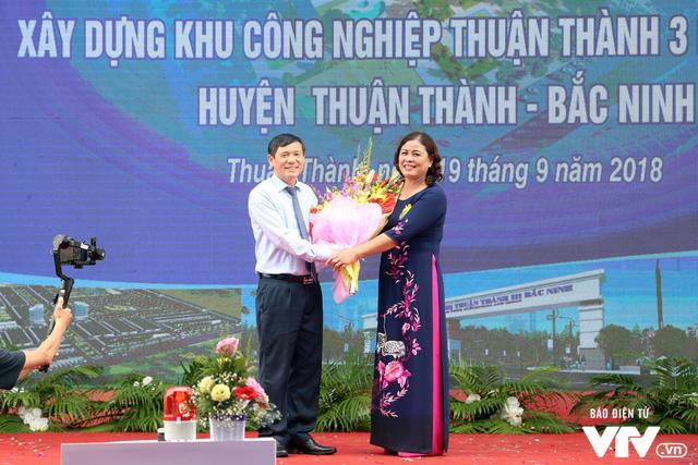 Khởi công xây dựng Khu công nghiệp Thuận Thành III phân khu B tại Bắc Ninh - Ảnh 1.