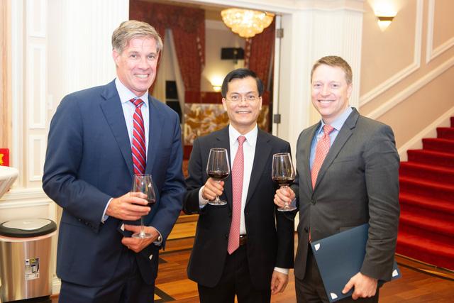 Quan hệ Việt Nam – Hoa Kỳ đã có những bước phát triển năng động, mạnh mẽ - Ảnh 2.