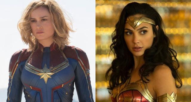 """Vừa lộ diện, nữ siêu anh hùng Captain Marvel đã khiến người hâm mộ """"đứng ngồi không yên"""" - Ảnh 4."""