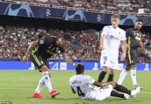 Ronaldo gây thất vọng trong lần đầu trở lại Tây Ban Nha - Ảnh 1.