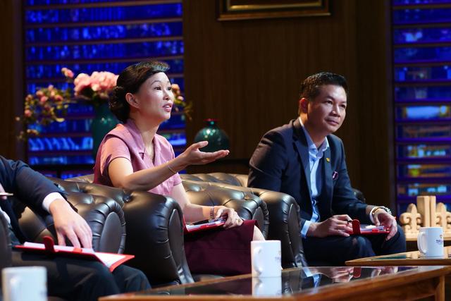 Shark Tank Việt Nam - Tập 13: Nữ start-up 9X khiến cả hai cá mập 8X bắt tay rót vốn - Ảnh 4.