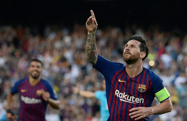 ĐHTB La Liga lượt đi mùa 2018/19: Ngọn cờ đầu Messi - Ảnh 4.