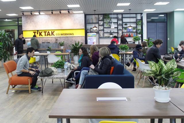 Chuỗi Tiktak gia nhập thị trường Co-working Space tại Việt Nam - Ảnh 1.