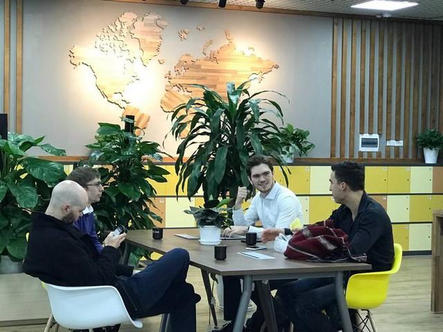 Chuỗi Tiktak gia nhập thị trường Co-working Space tại Việt Nam - Ảnh 2.