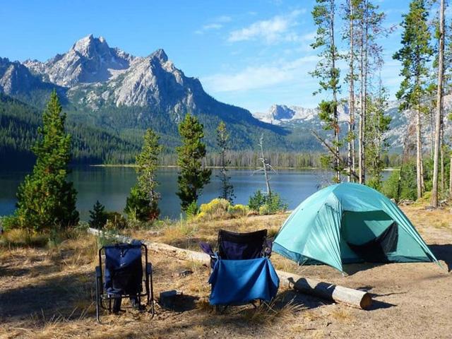 Lời khuyên hữu ích khi đi cắm trại trong rừng - Ảnh 6.