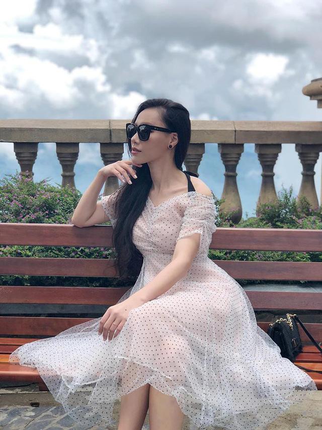 Gu thời trang thanh lịch của MC Minh Hà - Ảnh 9.