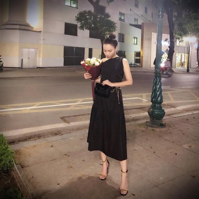 Gu thời trang thanh lịch của MC Minh Hà - Ảnh 11.