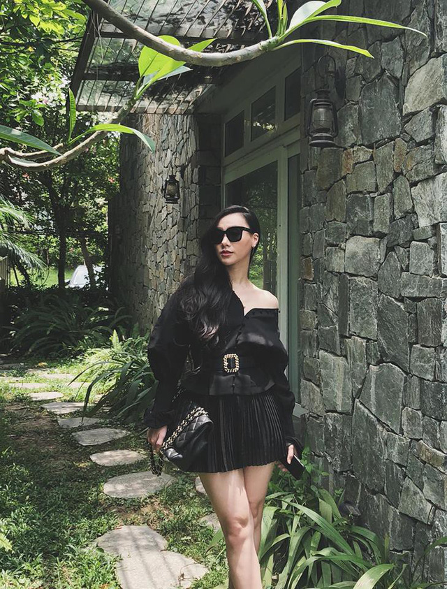 Gu thời trang thanh lịch của MC Minh Hà - Ảnh 14.