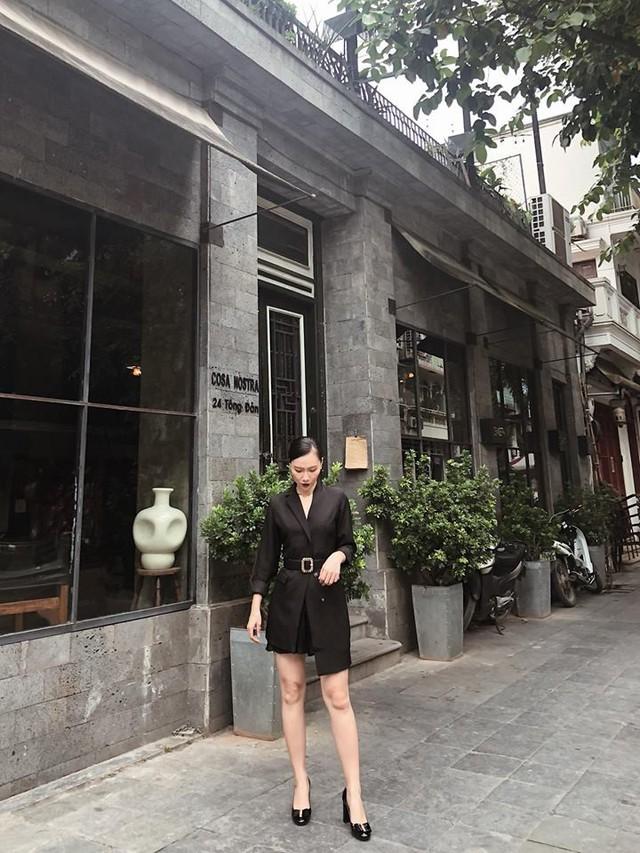 Gu thời trang thanh lịch của MC Minh Hà - Ảnh 17.