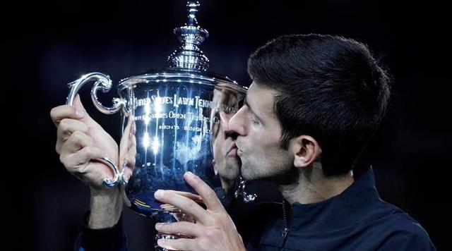 Djokovic có cơ hội lật đổ Nadal và Federer tại Trung Quốc - Ảnh 1.