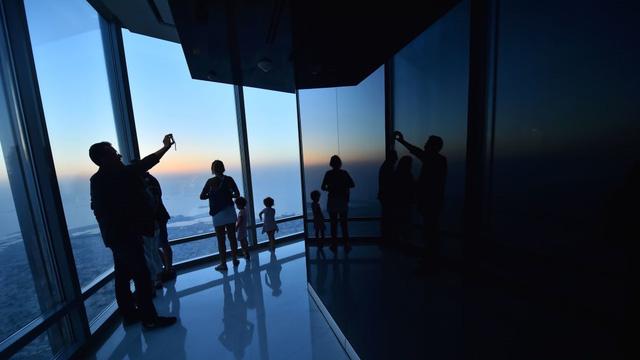 Khám phá sự xa hoa bên trong tòa nhà cao nhất thế giới ở Dubai - Ảnh 4.