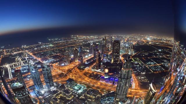 Khám phá sự xa hoa bên trong tòa nhà cao nhất thế giới ở Dubai - Ảnh 5.