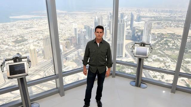 Khám phá sự xa hoa bên trong tòa nhà cao nhất thế giới ở Dubai - Ảnh 6.