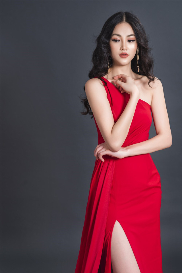 Lộ diện người đẹp mới toanh của showbiz Việt dự thi Hoa hậu Trái đất 2018 - Ảnh 4.