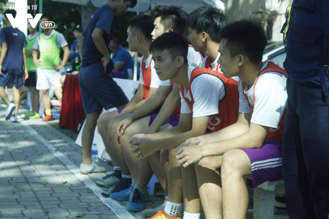 Tràn đầy hứng khởi giải Bóng đá đường phố SCG Street Football 2018 - Ảnh 7.