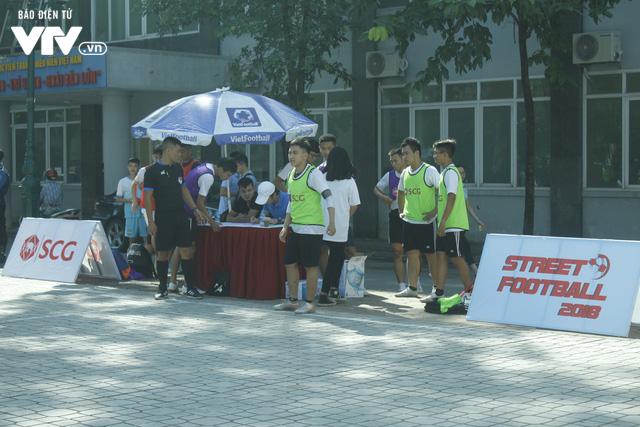 Tràn đầy hứng khởi giải Bóng đá đường phố SCG Street Football 2018 - Ảnh 13.