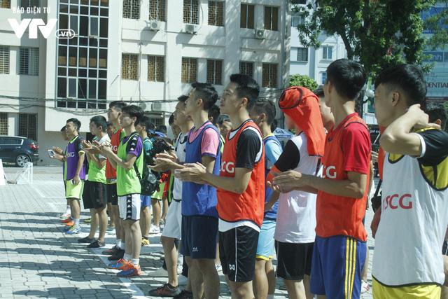 Tràn đầy hứng khởi giải Bóng đá đường phố SCG Street Football 2018 - Ảnh 3.