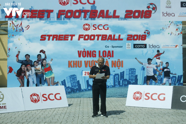 Tràn đầy hứng khởi giải Bóng đá đường phố SCG Street Football 2018 - Ảnh 2.