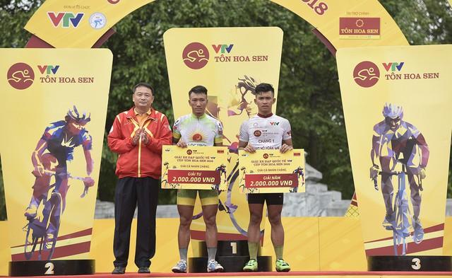 ẢNH: Những khoảnh khắc ấn tượng chặng 2 Giải xe đạp quốc tế VTV Cup Tôn Hoa Sen 2018 - Hà Nội đi Thanh Hoá - Ảnh 12.
