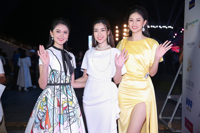 Cuộc hội ngộ hiếm có của dàn người đẹp xuất thân từ Hoa hậu Việt Nam - Ảnh 2.
