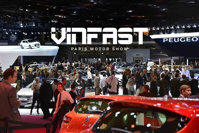 Paris Motor Show 2018: Triển lãm Vinfast trình làng xe có gì hay? - Ảnh 5.