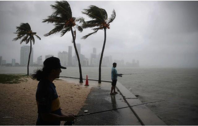 Bão nhiệt đới Gordon đổ bộ vào Florida, Mỹ - Ảnh 2.