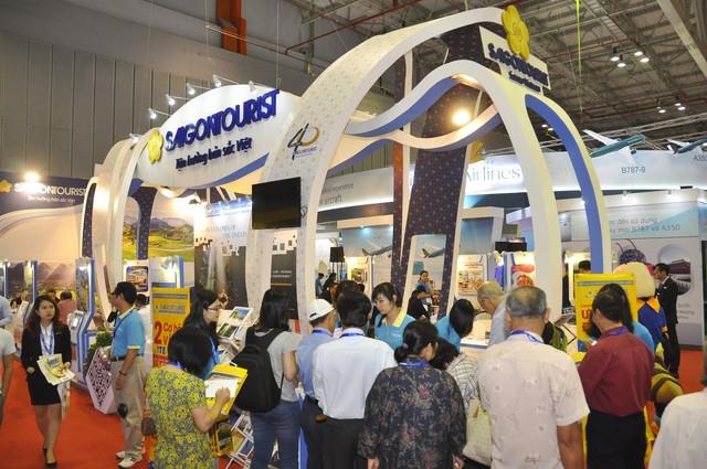 Hàng loạt chương trình khuyến mãi tại Hội chợ du lịch Quốc tế TP.HCM - Ảnh 2.