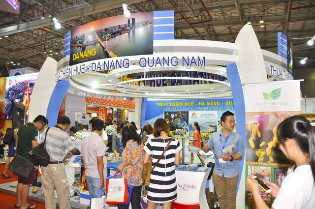Hàng loạt chương trình khuyến mãi tại Hội chợ du lịch Quốc tế TP.HCM - Ảnh 1.