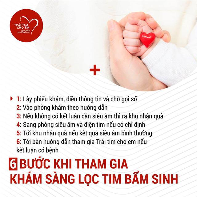 Khám sàng lọc tim bẩm sinh miễn phí cho trẻ em dưới 16 tuổi tại tỉnh Cao Bằng - Ảnh 2.