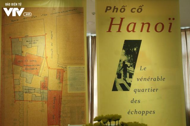 Tái hiện sinh động Hà Nội xưa tại Triển lãm Hoài niệm Hà Nội phố - Ảnh 12.