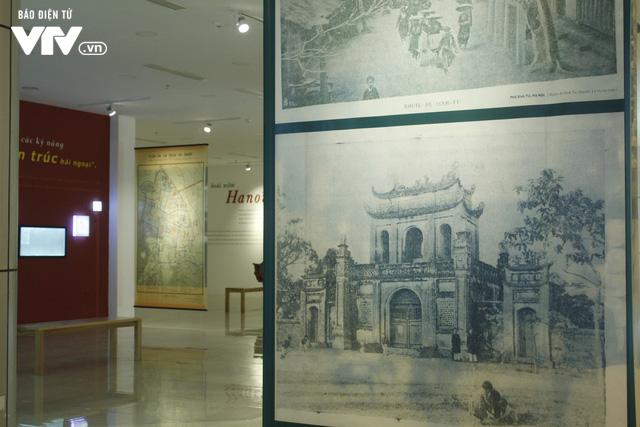 Tái hiện sinh động Hà Nội xưa tại Triển lãm Hoài niệm Hà Nội phố - Ảnh 14.